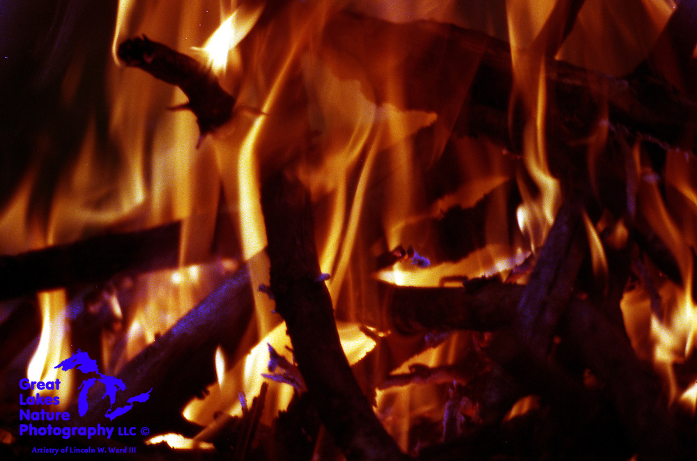 I have long believed that a campfire offers some of the most beautiful photographic opportunities in nature.