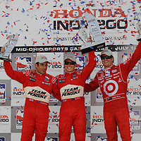 2008 INDYCAR RACING MID OHIO
