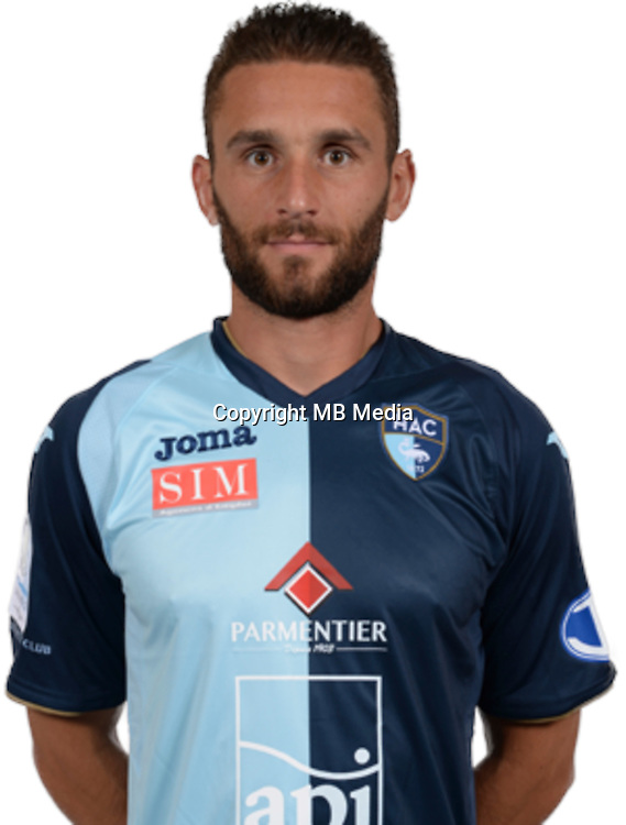 CAMBON Cedric during photocall of Le Havre AC for new season of Ligue 2 on September 29th 2016<br /> Photo : Lelaidier / Hac / Icon Sport