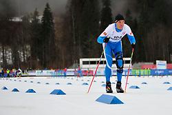 STEFANONI Daniele, ITA at the 2014 IPC Nordic Skiing World Cup Finals - Sprint