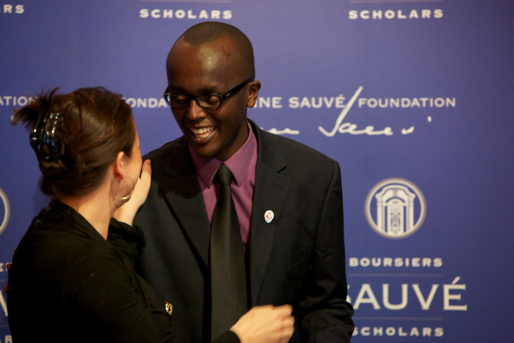 The Sauve Scholars Foundation celebrate the end of the 2009-2010 year with a special cocktail reception.