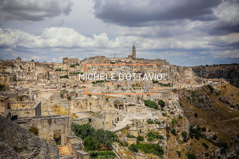 Matera la Città dei Sassi Patrimonio Mondiale UNESCO.