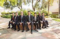 Professional lawyer group photo for group of lawyers in Santa Barbara. Business portraits and business headshots for individuals. Group business portraits, team portraits, on location business photographer, and professional business photos on location.