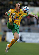 Burnley - Saturday November 1st, 2008: Lee Croft of Norwich City during the Coca Cola Championship match at Burnley. (Pic by Michael Sedgwick/Focus Images)