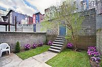 Garden at 218 West 138th St