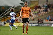 Wolverhampton Wanderers striker Jon Dadi Bodvarsson (22) during the EFL Sky Bet Championship match between Wolverhampton Wanderers and Reading at Molineux, Wolverhampton, England on 13 August 2016. Photo by Alan Franklin.