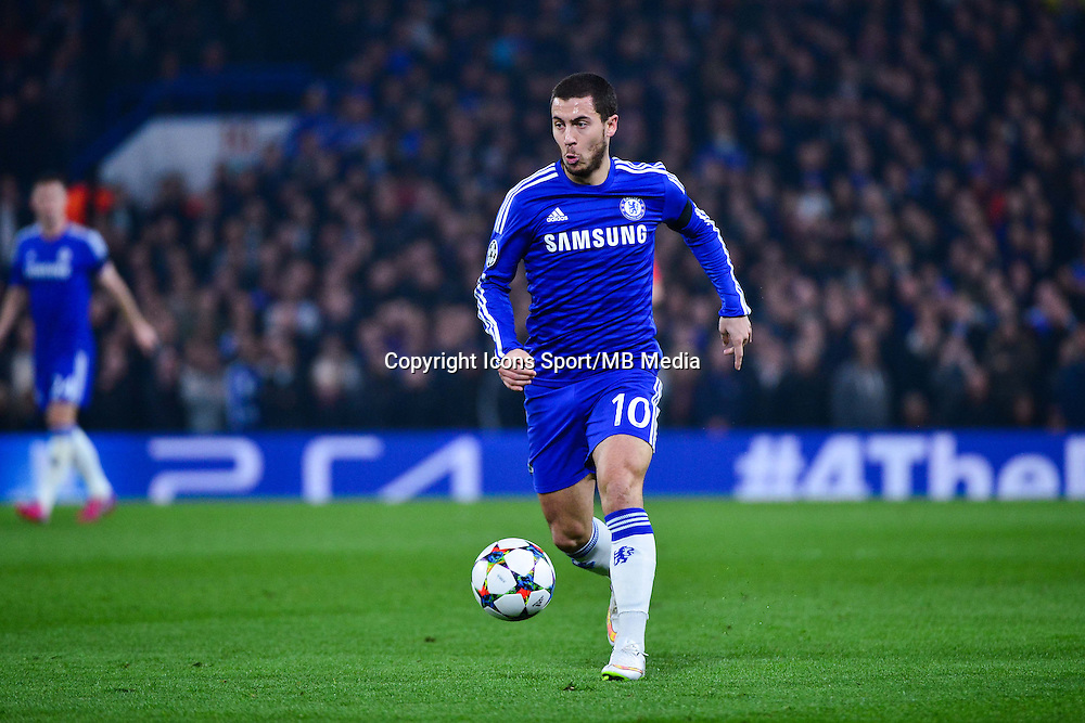 Eden HAZARD - 11.03.2015 - Chelsea / Paris Saint Germain - 1/8Finale retour Champions League<br /> Photo : Dave Winter / Icon Sport
