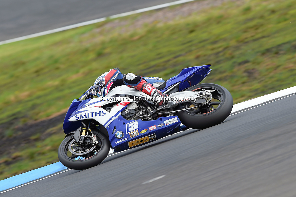 #3 Billy McConnell Smiths Racing BMW MCE British Superbikes