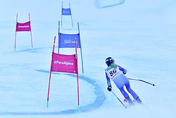 Women's Giant Slalom, KAZAZIC Ilma, LW3, BIH at the WPAS_2019 Alpine Skiing World Championships, Kranjska Gora, Slovenia