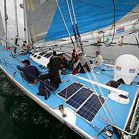 SIR ROBIN KNOX JOHNSON, GREY POWER, Round the Island R, Round the Island Race 2009