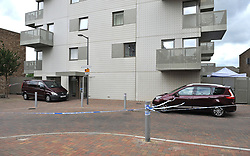 A general view of Elizabeth Fry apartments in Barking, east London, the home of Khuram Shazad Butt, 27, one of the London Bridge attackers who was shot dead by armed police, following a van and knife attack in London.