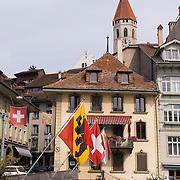 Stadtkirche, Thun, Switzerland<br />