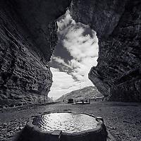 Valentia Island Slate Grotto / vl135