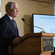 "Taken at the New Hampshire Forum on the Future breakfast forum ""Making the Case for Investment in NH's Children"" held at the Beford Village Inn, Feb 16, 2017"