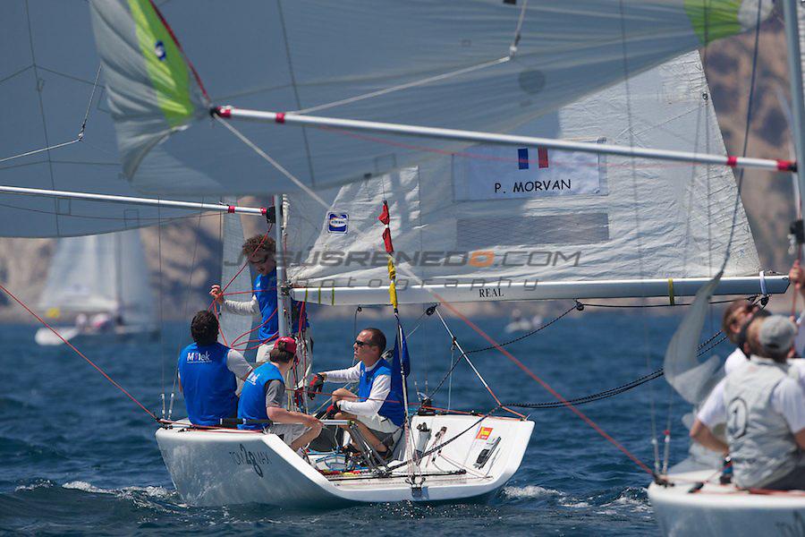 Calpe Spain, VII  spanish match race open,day 1