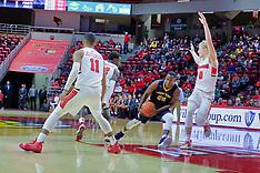 20181103 Augustana at Illinois State men's basketball photos