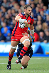 Jon Fisher of Bristol Rugby - Mandatory by-line: Ian Smith/JMP - 20/08/2016 - RUGBY - BT Sport Cardiff Arms Park - Cardiff, Wales - Cardiff Blues v Bristol Rugby - Pre-season friendly
