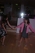 Jade Jagger's daughters:  Assisi and Amber . An evening in aid of cancer charity Clic Sargent held at the Sanderson Hotel, Berners Street, London on 4th July 2005ONE TIME USE ONLY - DO NOT ARCHIVE  © Copyright Photograph by Dafydd Jones 66 Stockwell Park Rd. London SW9 0DA Tel 020 7733 0108 www.dafjones.com
