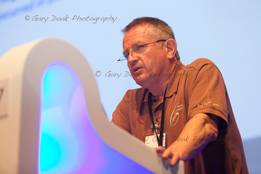 Mike Griffiths<br /> BMA LMC's Conference<br /> EICC, Edinburgh<br /> <br /> 18th May 2017<br /> <br /> Picture by Gary Doak