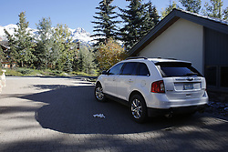 Colorado trip leaving day, Saturday, Sept. 28, 2013 at Mountain Village in Telluride.