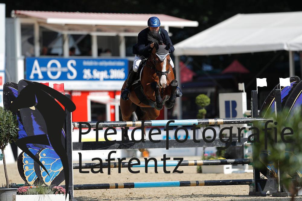 Brinkmann, Thorsten (GER) Pikeur Cassano<br /> Paderborn - Paderborn Challenge 2016<br /> © www.sportfotos-lafrentz.de