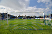 The sun is shining at the JD Stadium before the Sky Bet League 1 match between Bury and Port Vale at Gigg Lane, Bury, England on 19 September 2015. Photo by Mark Pollitt.