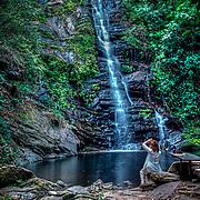 Belize Mayan King Waterfalls
