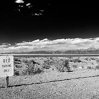 UFO parking spot, Hooper, Colorado