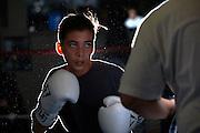 El Habra Boxing venue