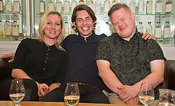 Pictured: Director Jane Gull, Will Rastall and Stephen Brandon<br /> <br /> Some of the cast and those behind the scenes of My Feral Heart gathered in the Scotch Whisky Society in Edinburgh to relax ahead of the UK Premier of their film at the Edinburgh International Film Festival. Directed by Jane Gull, My Feral Heart stars Stephen Brandon in his debut as Luke, Will Rastall, Shana Swash, Eileen Polliock, Suzanna Hamilton and Pixie Le Knot.<br /> <br /> When Luke, an independent and sensitive young man with Down&rsquo;s syndrome is forced to live in a care home after his elderly mother dies, he struggles to settle. Frustrated by having his wings clipped by unfamiliar rules; totally unimpressed by his new housemates and grieving for his Mum - his disappointment soon turns to wonder when Luke discovers a way out and begins to explore the surrounding countryside. When he is caught sneaking out by Pete, a troubled youth who tends the gardens at the Home, they strike up an unlikely rapport: Pete covers for Luke when he sneaks out and in return Luke helps Pete clear the garden. On an illicit excursion to the adjoining field Luke discovers a young injured girl in desperate need of his help.<br /> <br /> <br /> Ger Harley | EEm 17 June  2016