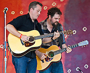 Patterson Hood & Jason Isbell at Clearwater Festival 2013