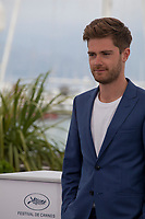Director Lukas Dhont at the Girl film photo call at the 71st Cannes Film Festival, Sunday 13th May 2018, Cannes, France. Photo credit: Doreen Kennedy