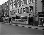 01/07/1969<br /> 07/01/1969<br /> 01 July 1969<br /> Pubs in and about Dublin. Doran's Bar 90-92, Marlborough Street, <br /> Dublin 1,