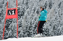 21.01.2011, Hahnenkamm, Kitzbuehel, AUT, FIS World Cup Ski Alpin, Men, Super G, im Bild // Hannes Reichelt (AUT) // during the men super g race at the FIS Alpine skiing World cup in Kitzbuehel, EXPA Pictures © 2011, PhotoCredit: EXPA/ S. Zangrando