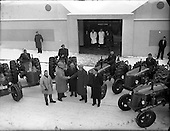 1955 David Brown Tractors