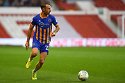 Shrewsbury Town midfielder Alex Rodman (23) during the EFL Cup match between Nottingham Forest and Shrewsbury Town at the City Ground, Nottingham, England on 8 August 2017. Photo by Jon Hobley.