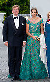 Koningspaar op staatsbezoek in Ierland - Dag 1 Staatsbanket