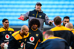 Dan Baugh - Mandatory by-line: Dougie Allward/JMP - 18/01/2020 - RUGBY - Ricoh Arena - Coventry, England - Wasps v Bordeaux-Begles - European Rugby Challenge Cup