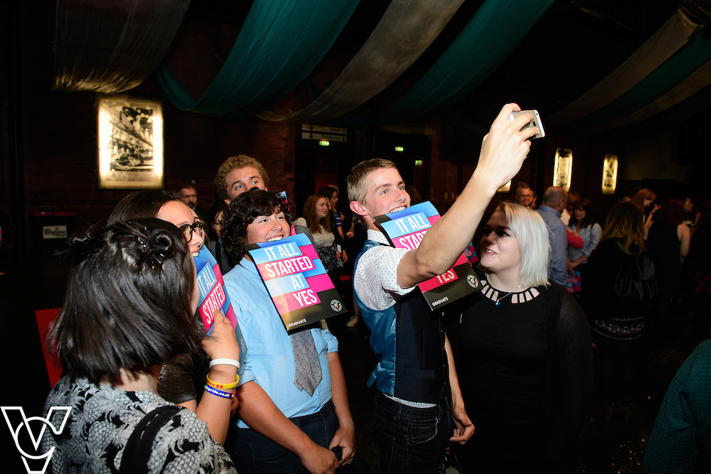 NCS EM1 (Lincoln City FC Sport and Education Trust) Graduation ceremony held at the Engine Shed, Lincoln.<br /> <br /> Picture: Chris Vaughan Photography for NCS EM1<br /> Date: September 2, 2016