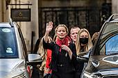 Britain Amber Heard — (Johnny Depp vs The News Group Trial)