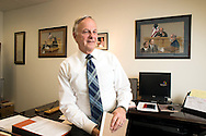 10/8/12 10:24:05 AM - Doylestown, PA.. -- Sam Totaro is photographed in his Doylestown, Pennsylvania law office October 8, 2012 in Doylestown, Pennsylvania. -- (Photo by William Thomas Cain/Cain Images)