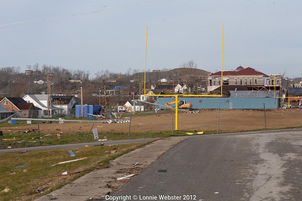 West Liberty KY Tornado