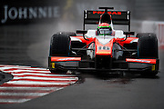 May 20-24, 2015: GP2 Monaco - Sergio Canamasas, MP Motorsport