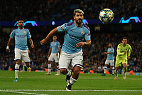 Manchester City's Raheem Sterling is injured<br /> <br /> Football - 2019 / 2020 UEFA Champions League - Champs Lge Grp C: Man City-D Zagreb<br /> <br /> , at Etihad Stadium<br /> <br /> Colorsport / Terry Donnelly