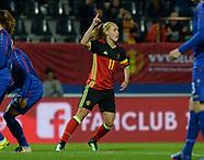 Belgium Red Flames v The Republic of Moldova - 19 Sept 2017