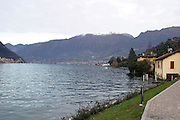Italy, Lombardy, Iseo lake