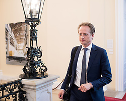 "06.03.2019, Bundeskanzleramt, Wien, AUT, Bundesregierung, Sicherheitsgipfel, im Bild Peter Webinger (Leiter Sektion V ""Fremdenwesen"") // during an summit regarding to inner security issues at federal chancellors office in Vienna, Austria on 2019/03/06 EXPA Pictures © 2019, PhotoCredit: EXPA/ Michael Gruber"