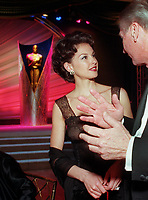 Beverly Hills-Actress Ashley Judd prepares to host the  Academy Awards sci-tech awards at the Regent Beverly Wilshire Hotel Saturday, February 28.<br />