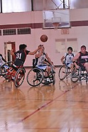 2009-11_Jr WheelchairBasketball_Hotwheels vs Hammer