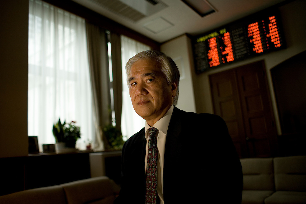 .Hiroshi Watanaba - Japan - Vice Minister of Finance for International Affairs